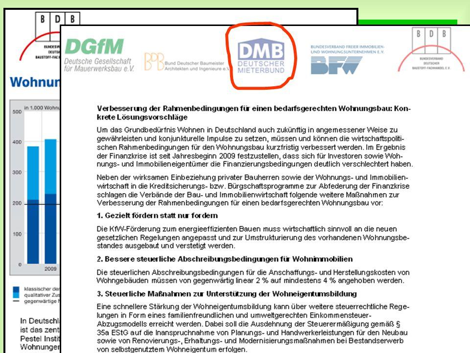 DGfM e.V. Sonder – PR - Kampagne Parteiprogramme Vorschlag Erweiterung §7 (4) EStG