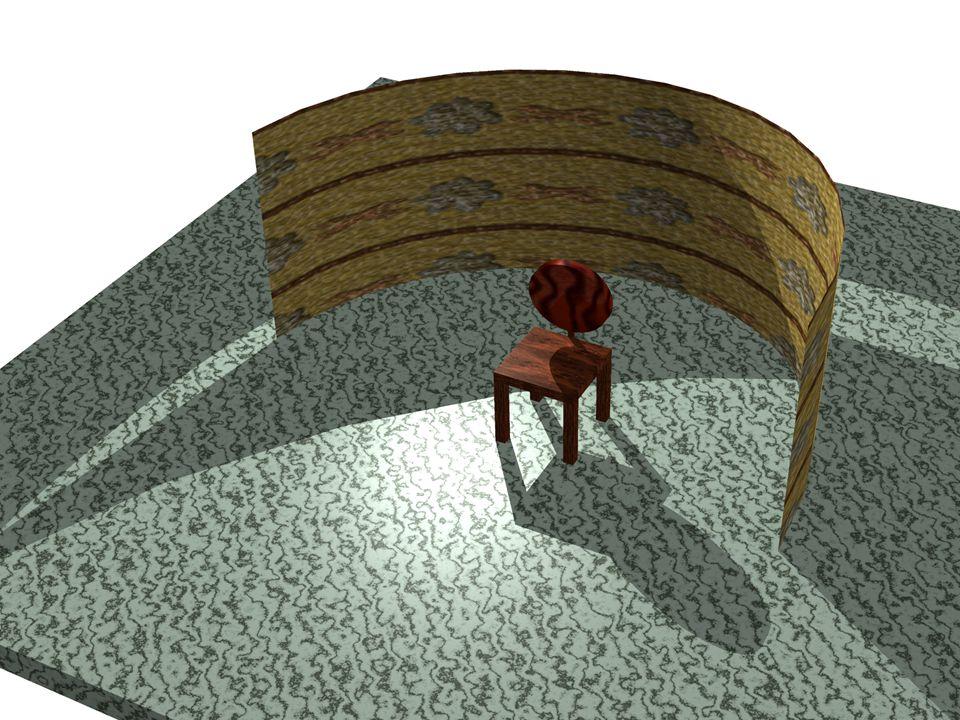 Martin Kurze:Multimedia und VR Multimedia in 3DFolie 16 19.05.99 Licht und Schatten