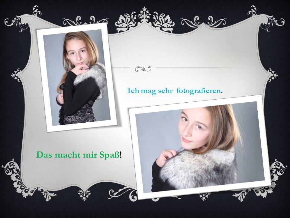 Guten Tag! Ich heiße Ljana. Ich bin Schülerin. Ich habe sehr viele Hobbys, aber nicht so viele Freizeit, was ich will.