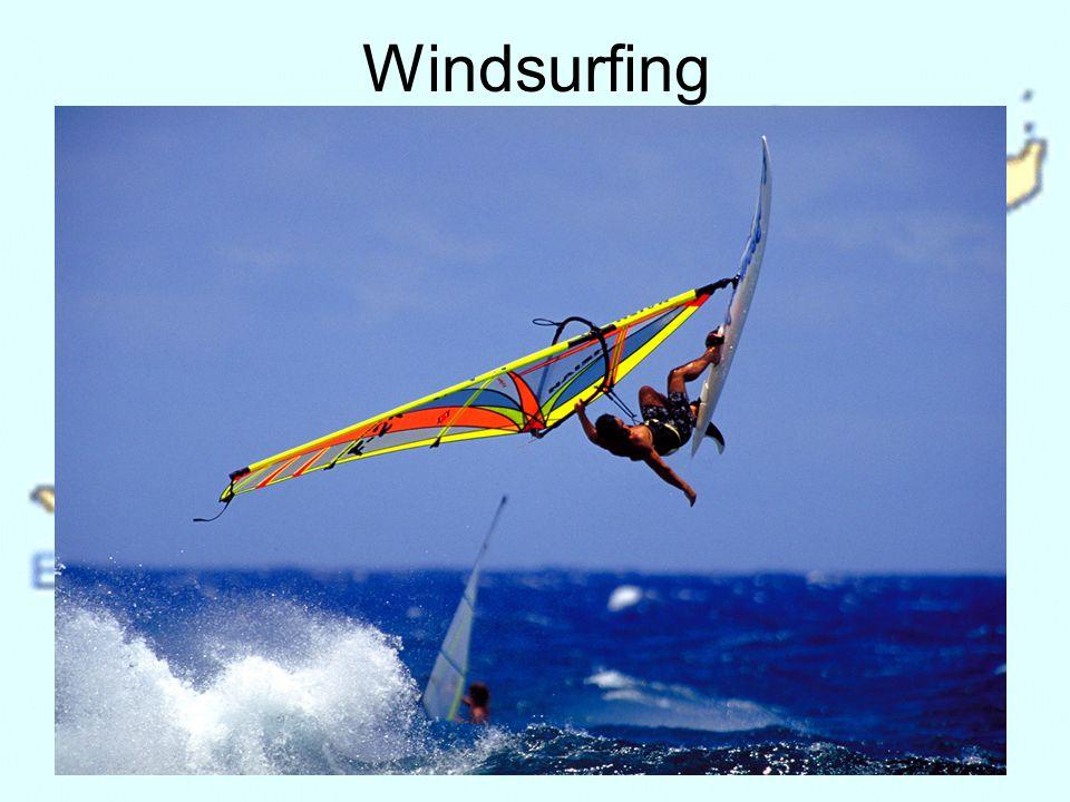 Gute Voraussetzungen für diesen Sport gibt es entlang der gesamten Küste vom Osten bis in den Süden, aber auch bei der Playa de las Canteras in Las Palmas und bei Galdar im Nordwesten der Insel gibt es mehr gute Windsurfbedingungen.
