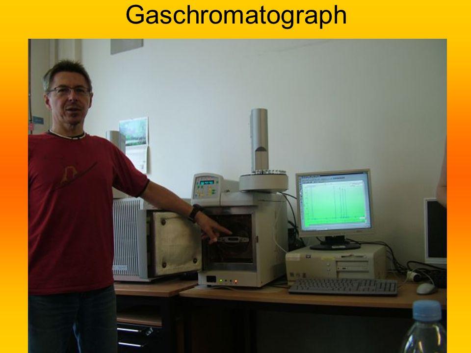 14 Gaschromatograph