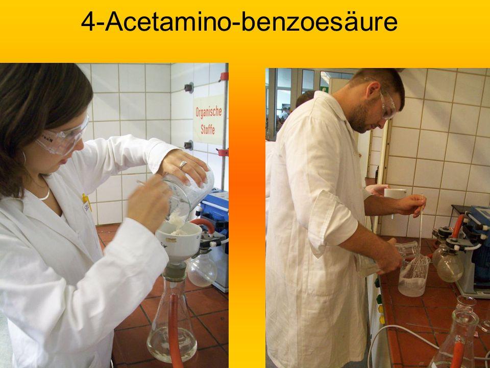 18 4-Acetamino-benzoesäure