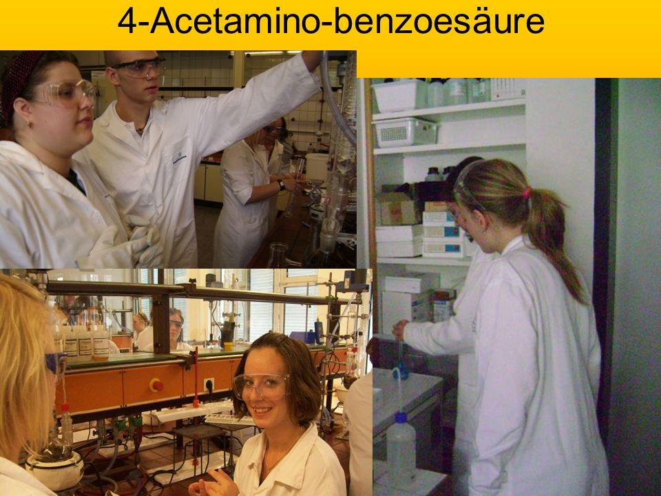20 4-Acetamino-benzoesäure