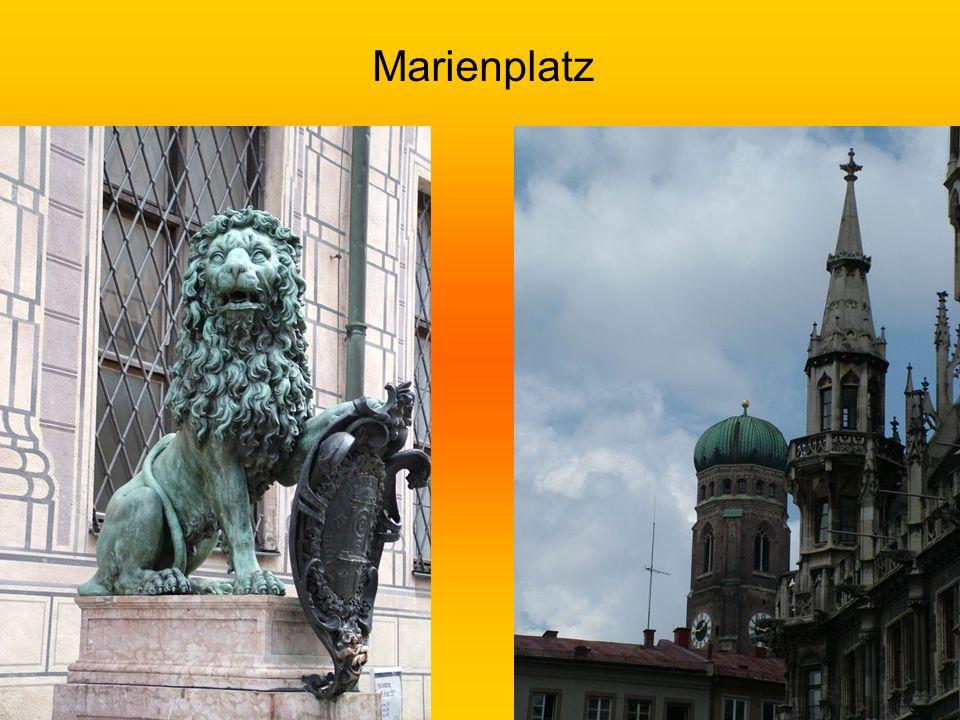 34 Marienplatz