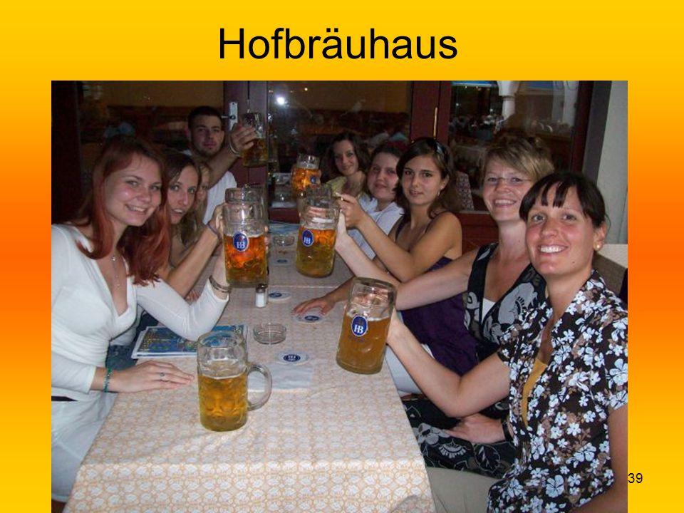 39 Hofbräuhaus