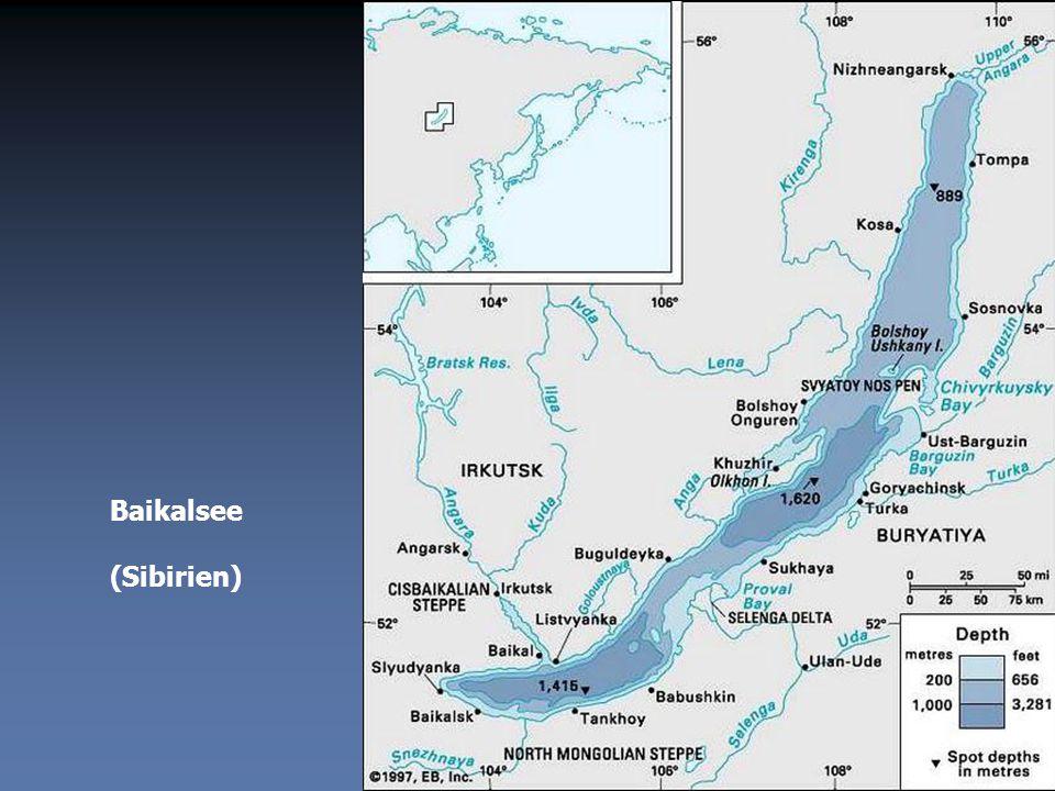 Baikalsee (Sibirien)