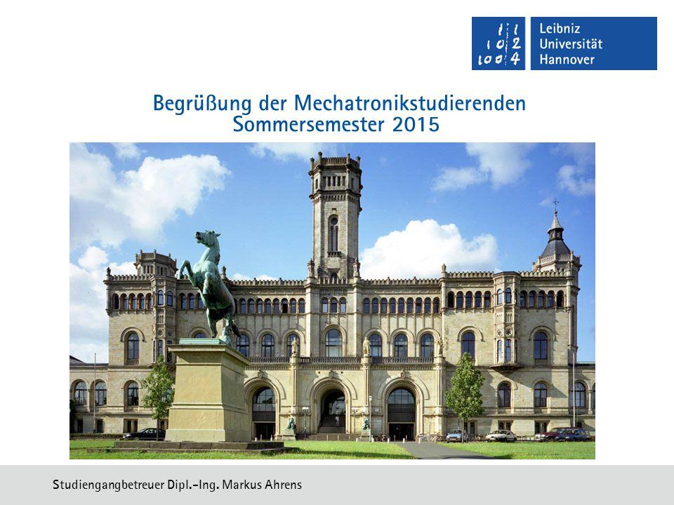 Studiengangbetreuer Dipl.-Ing.