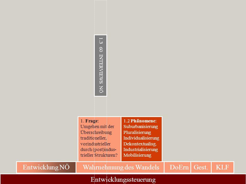 60 Laieninterviews (je 5 Personen in 12 Orten, entsprechend Gesamtbevölkerungsstruktur) Beschreibung und Bewertung der Region Aktionsraum (Prioritäten) Dorferneuerung (Bekanntheit, Bewertung) Idealvorstellung Wohnort (Image-Skizze) Fotomaterial (Bewertungsmuster)