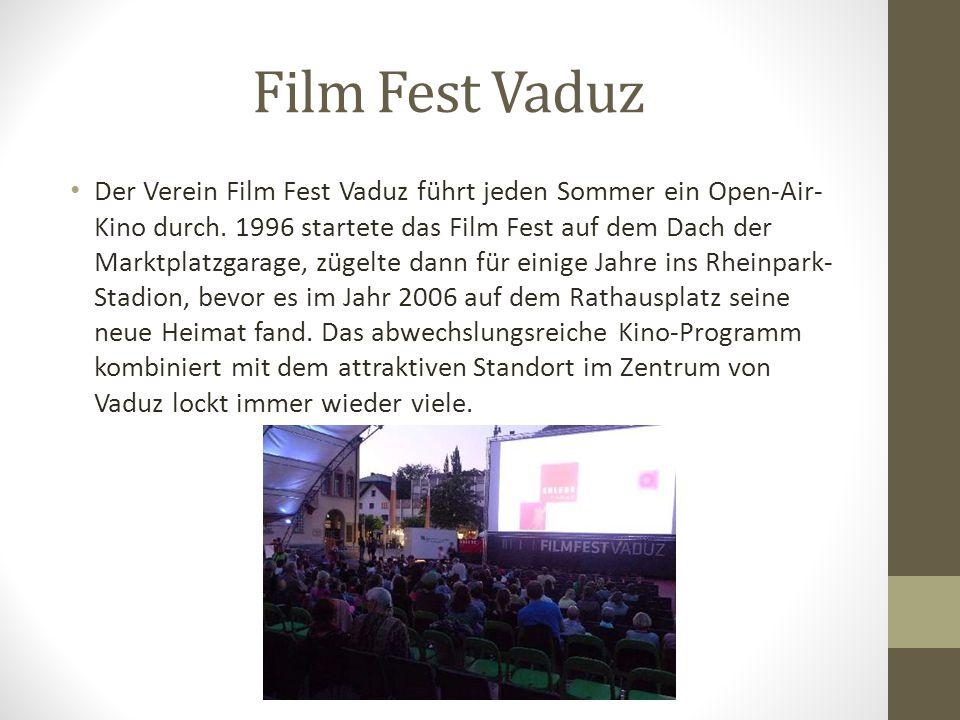 """der Operettenbühne Vaduz Unter dem Namen """"Verein der Operettenbühne Vaduz"""" besteht seit 1961. Der Verein setzt sich zum Ziel, insbesondere Operetten,"""