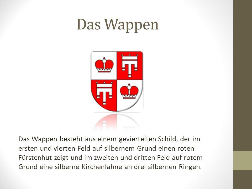 VADUZ Fläche: 17,3 km² Einwohner: 5 391 Einwohner pro km²: 312 Sprache: Deutsch Das WappenDie Flagge