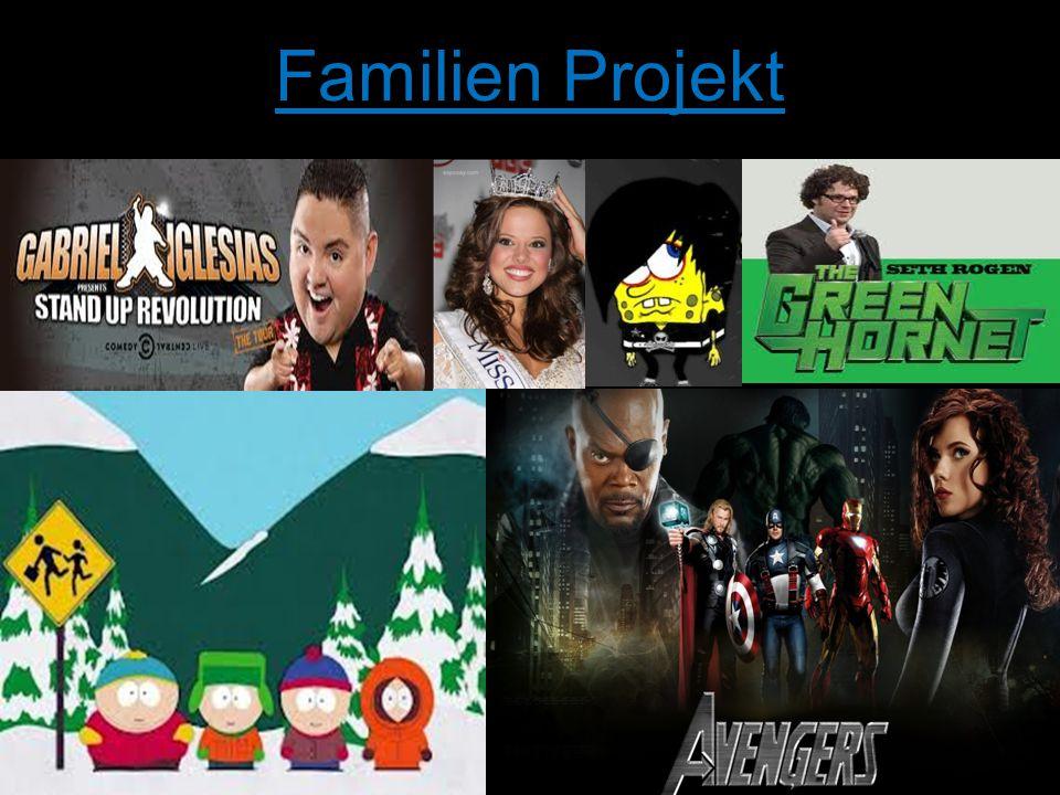 Familien Projekt
