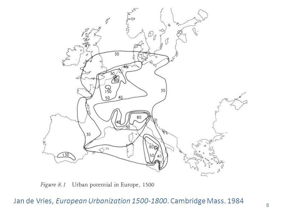 Das Westen lernt vom Osten Fernhandel stimuliert Entwicklung Italienische Häfen seit dem 10.