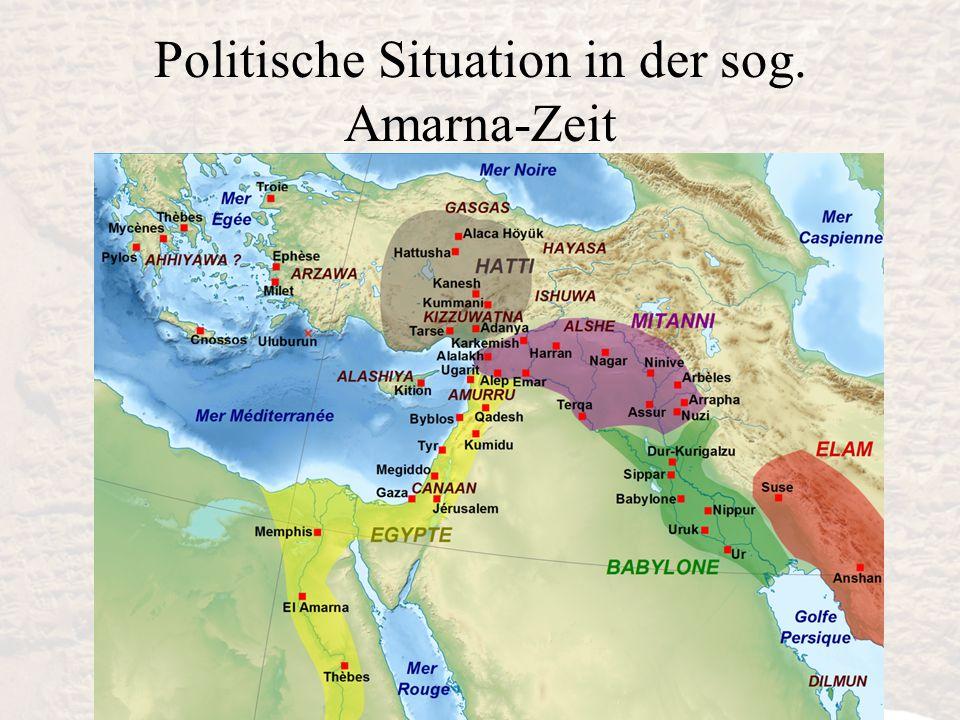 Assyrien und Babylonien Assyrien (ca.