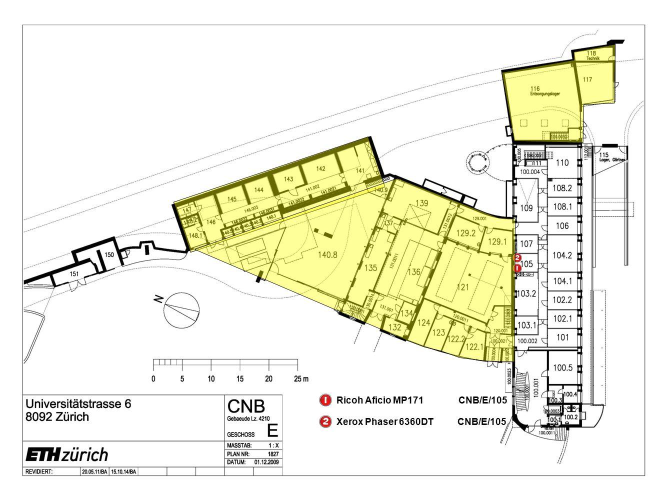 Ricoh Aficio MP2000 CNB/F/103.1 Xerox Phaser 6360DN CNB/F/103.1 planned: Nashuatec MP C3003 CNB/F/100.002