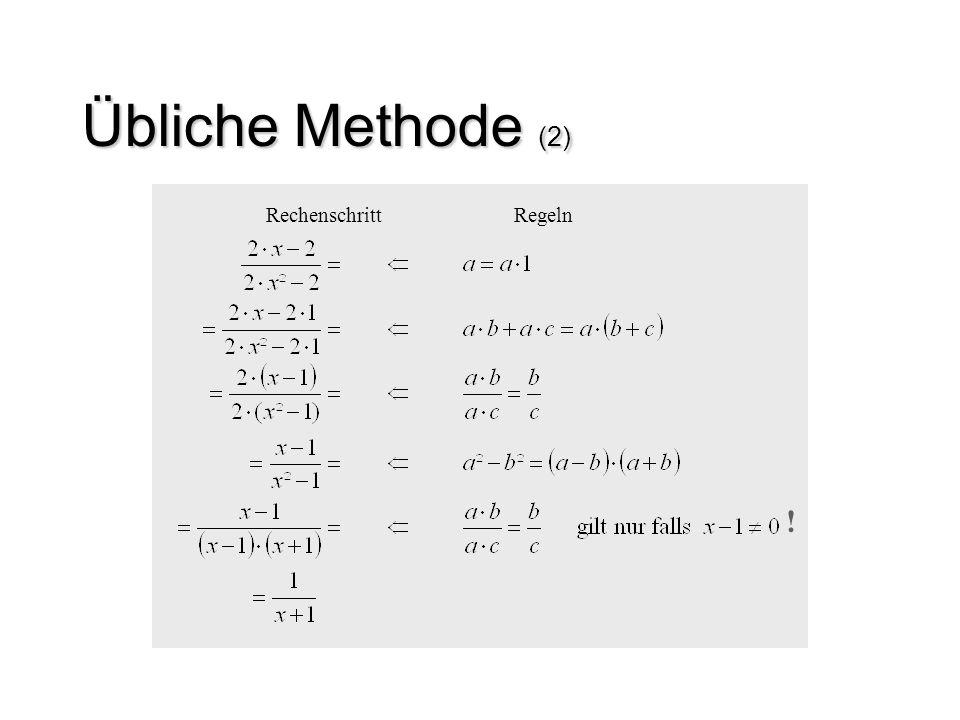"""CAS (1) Euklidscher Algorithmus Modularer Algorithmus Faktorisierungsalgorithmus Vorteil: –schnelle Berechnung –""""leicht zu implementieren Nachteil: –keine Zwischenschritte –keine Einschränkungen !!!"""