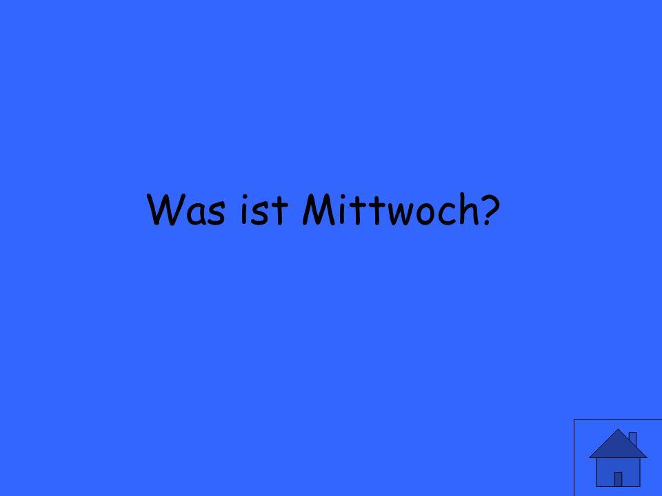 Wie sagt man March auf deutsch?