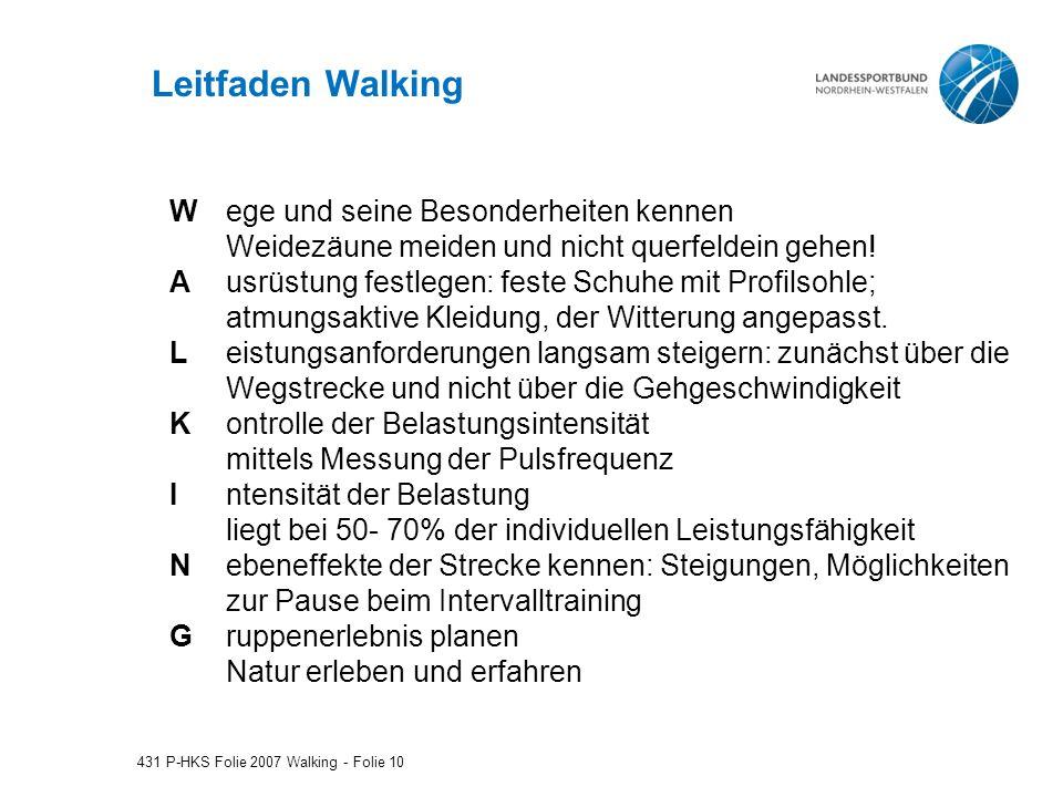 Leitfaden Walking W ege und seine Besonderheiten kennen Weidezäune meiden und nicht querfeldein gehen.