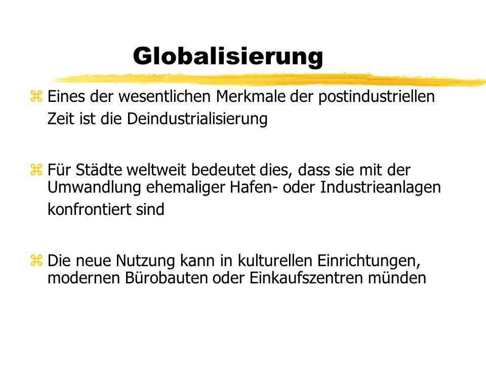 Globalisierung und Regionalisierung zVeränderung der Trends zWeiterentwicklung der Regionalpolitik zzu einer Einschränkung des formellen Staatenhandels führten Deregulierung, Delegation und Privatisierung zRegionalpolitik, bzw.