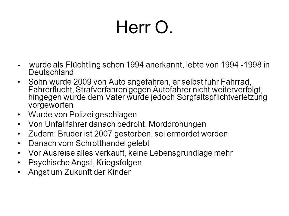 Herr O.