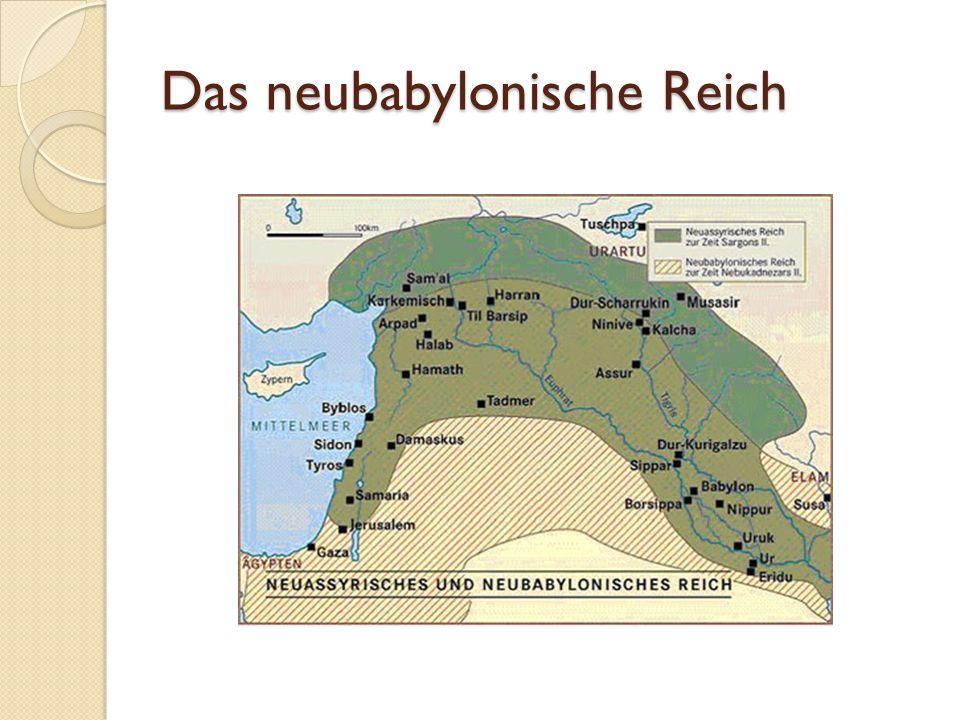 Das neubabylonische Reich
