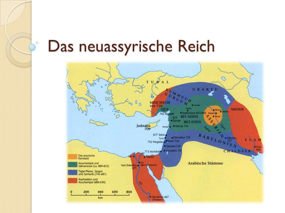 Nabopolassar (625-606 v.Chr.) Führte den Untergang Assyriens herbei 605 v.Chr.