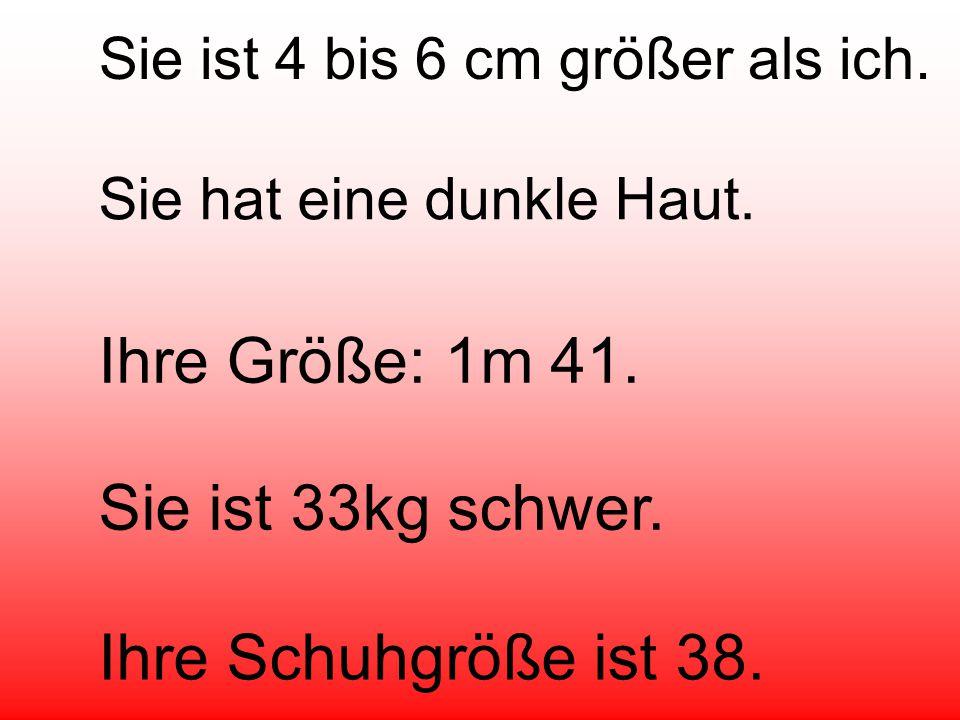 Elisabeth wohnt in Hittisau. In der Straße Windern 440. I h r e T e l e f o n n u m m e r i s t : 2 4 8 3.