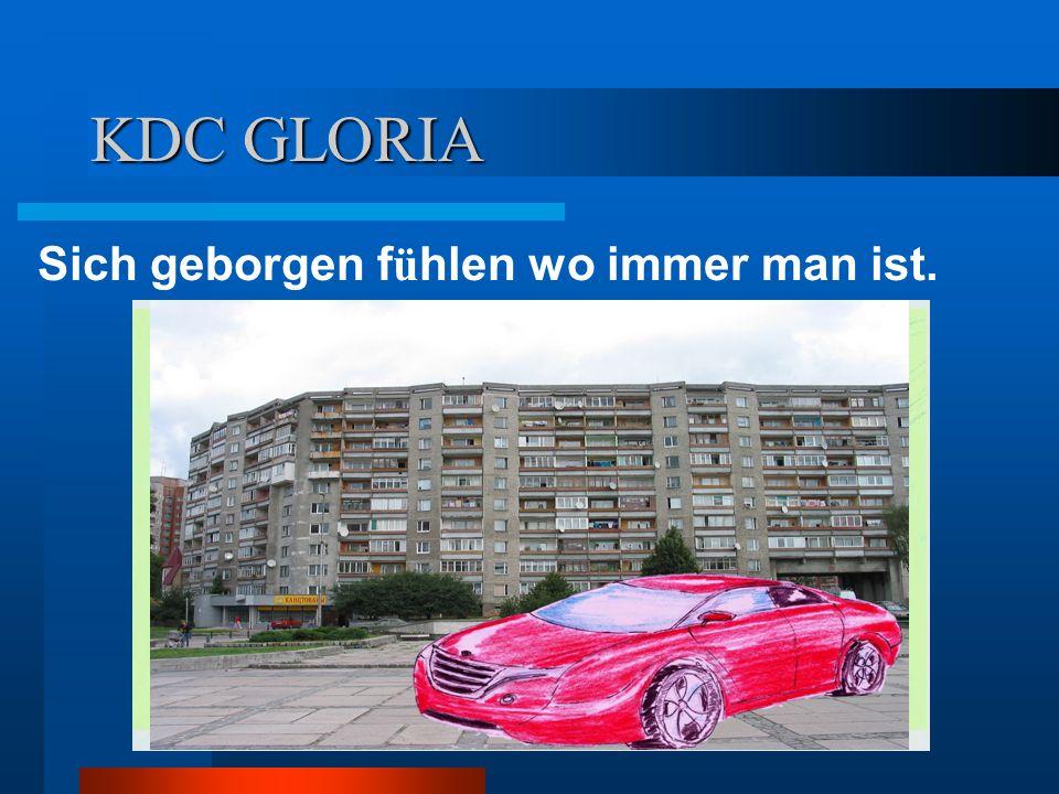 KDC Gloria KDC - Chefentwickler Tobias Knips Produktpräsentation Luxuslimousine der Extra-Klasse