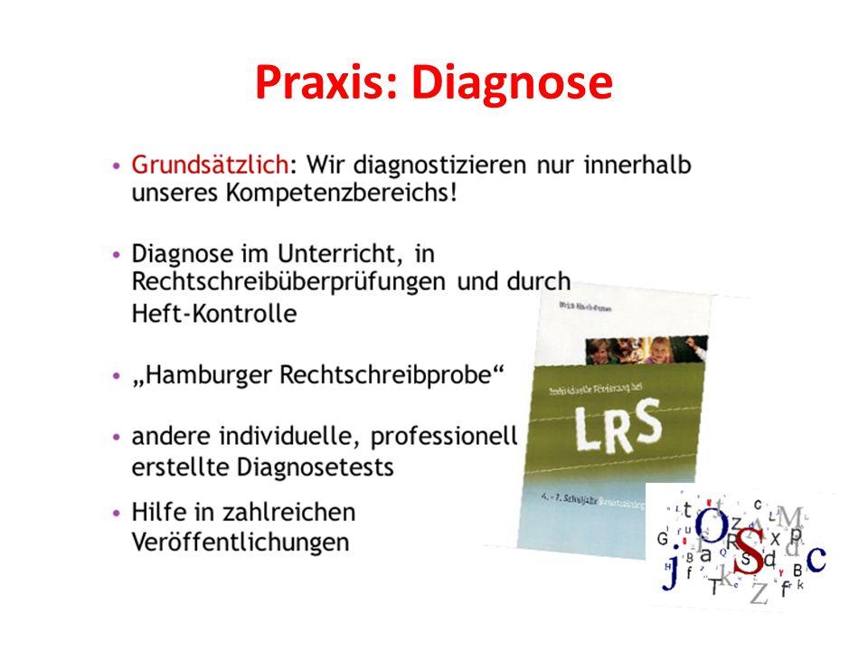 Praxis: Diagnose