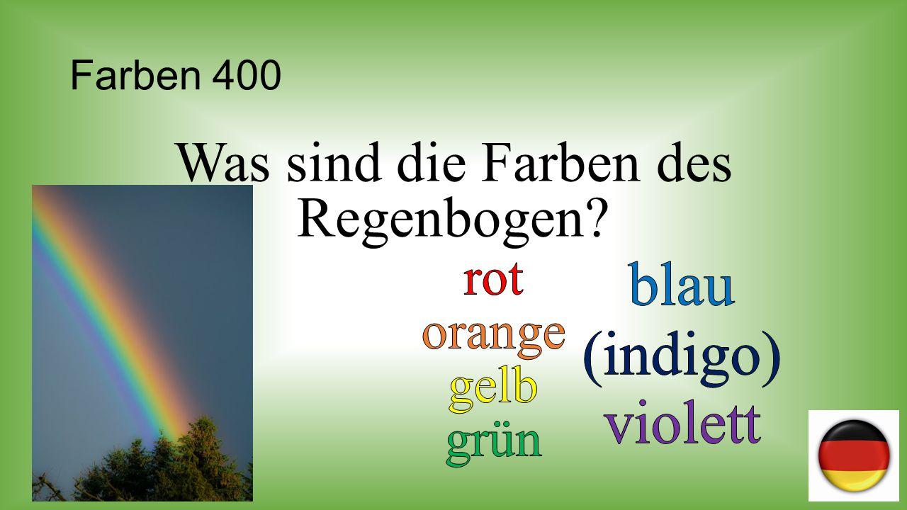 Verben 100 to be called heißen