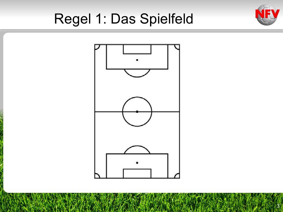 4 Bei Durchsicht des Regelheftes… ▪ Regel 1: alle Linien benannt und erläutert ▪ Regel 2: Wenn der Ball im Torraum platzt,….