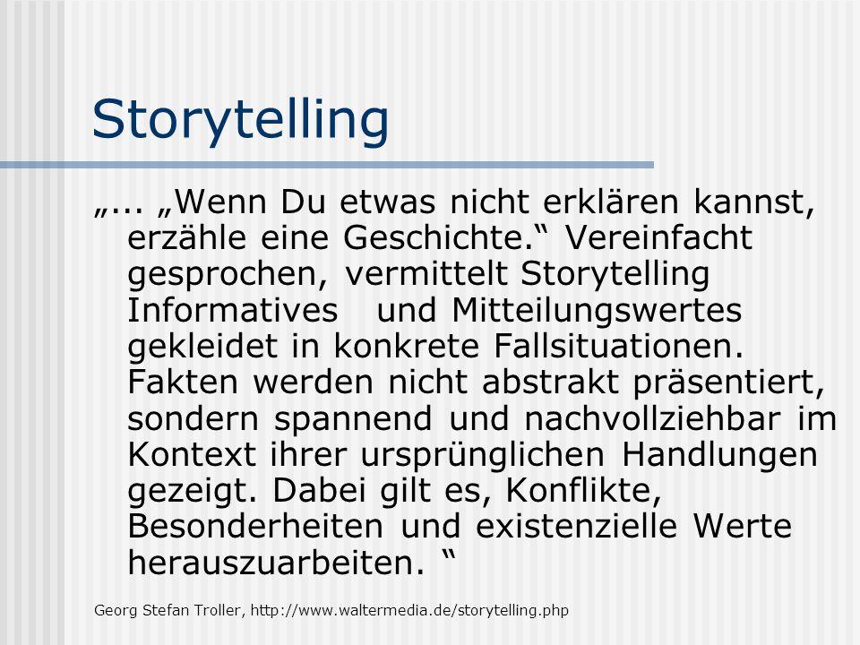 """Storytelling """"..."""