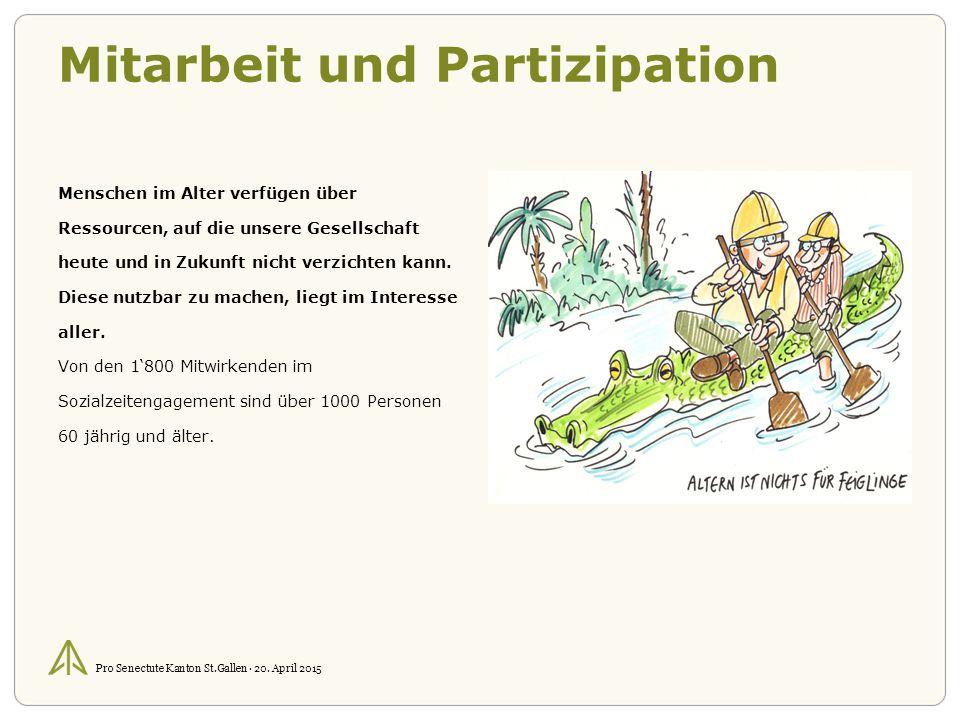 Pro Senectute Kanton St.Gallen · 20.