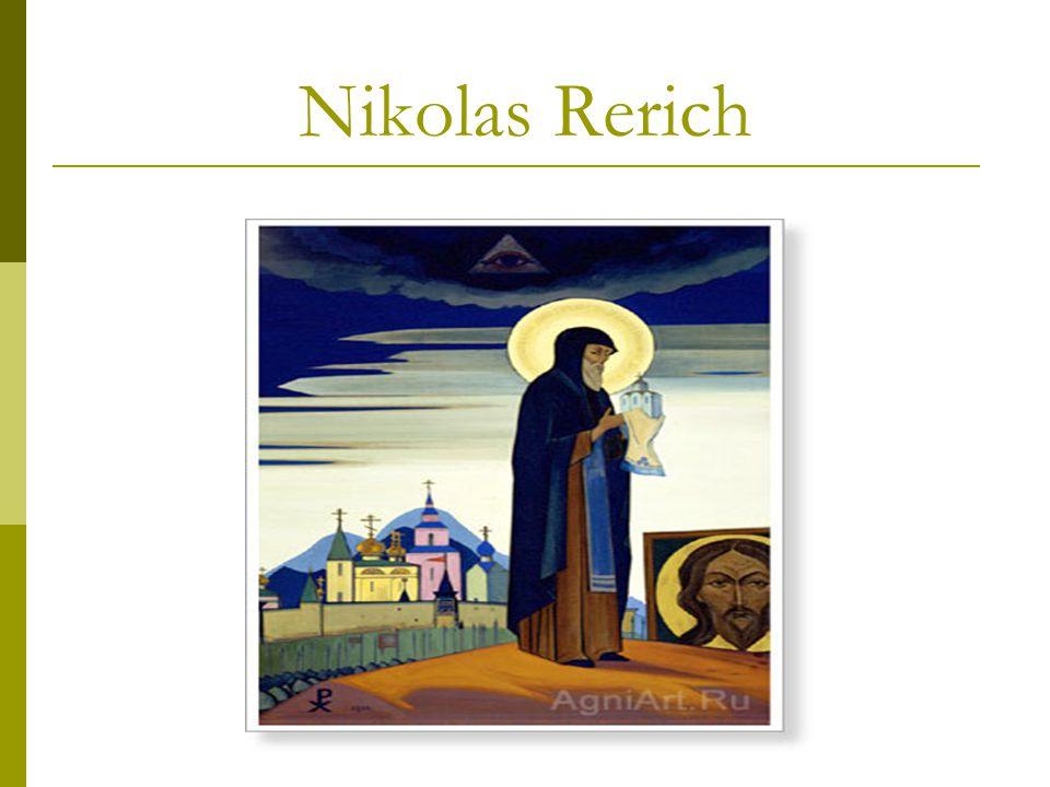 Nikolas Rerich