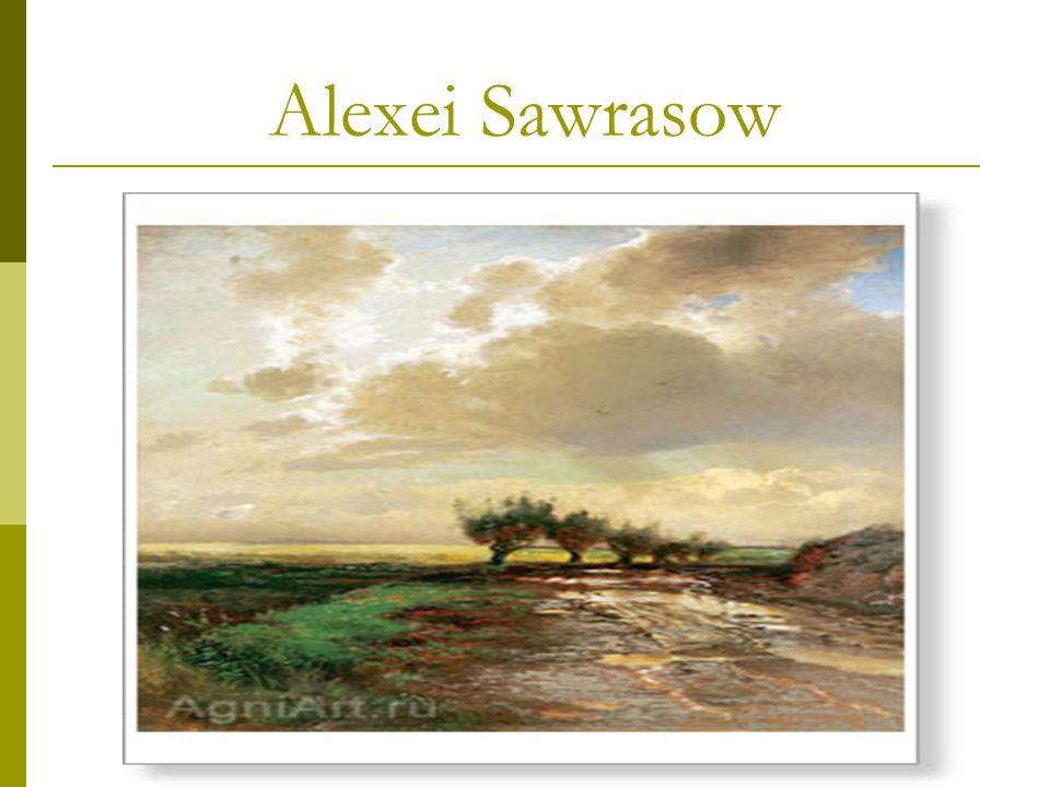 Alexei Sawrasow