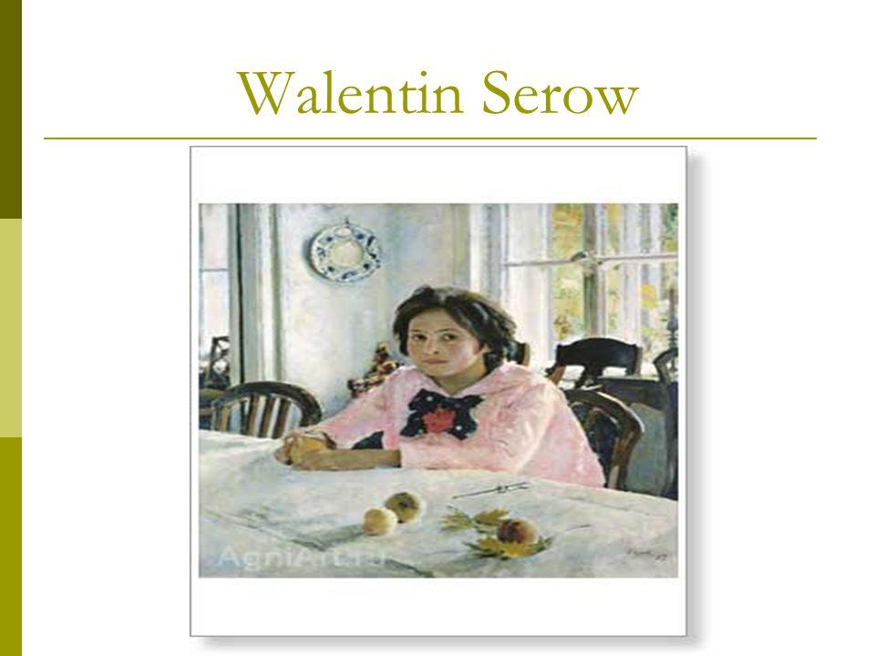 Walentin Serow