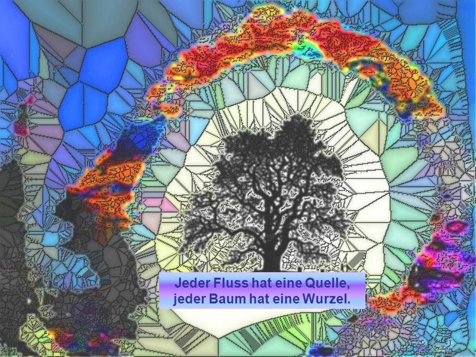 Mißtrauen ist eine Axt am Baum der Liebe.