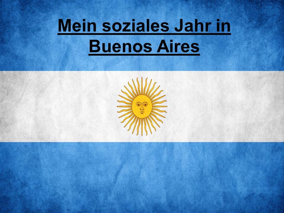 Mein soziales Jahr in Buenos Aires
