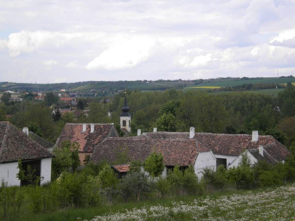 """Das Museumsdorf Niedersulz ist in seit seiner Gründung wie ein """"richtiges Dorf organisch gewachsen."""