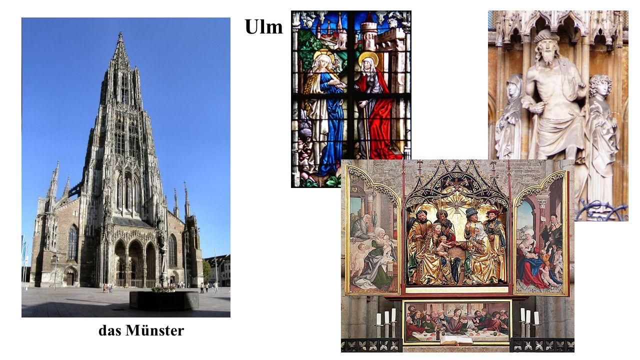 Ulm das Münster