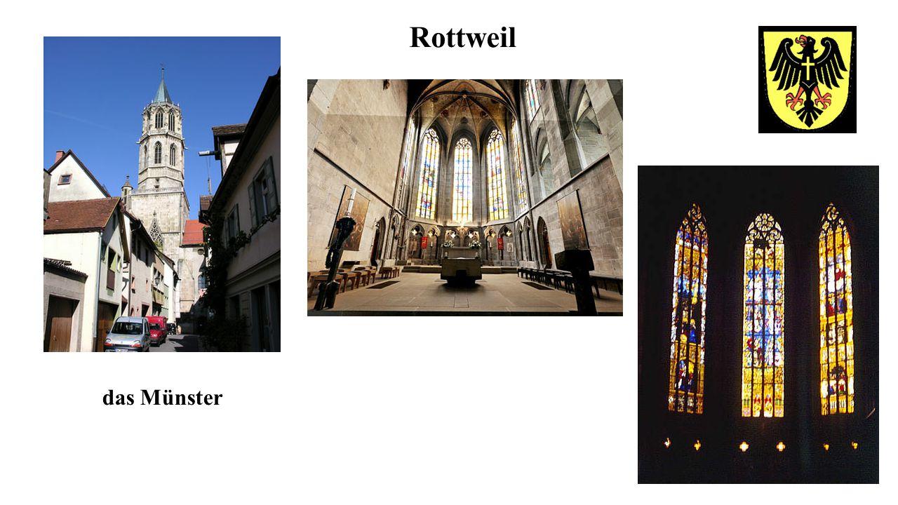 Rottweil das Münster