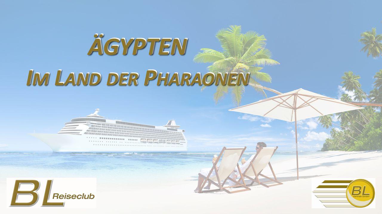 ÄGYPTEN I M L AND DER P HARAONEN