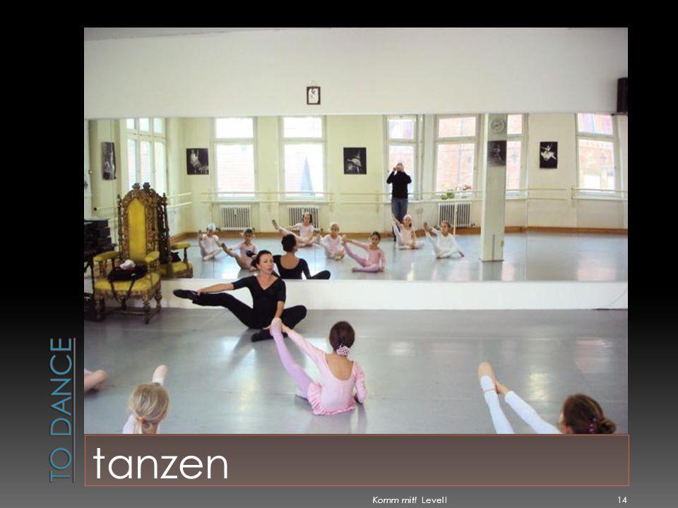 tanzen Komm mit! Level I 14