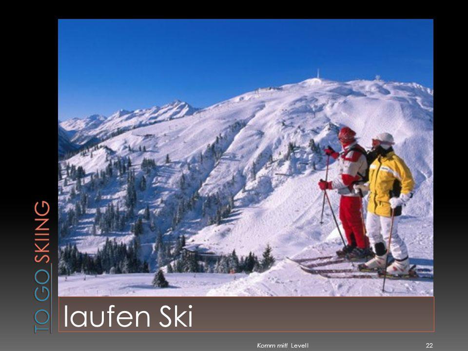 laufen Ski Komm mit! Level I 22