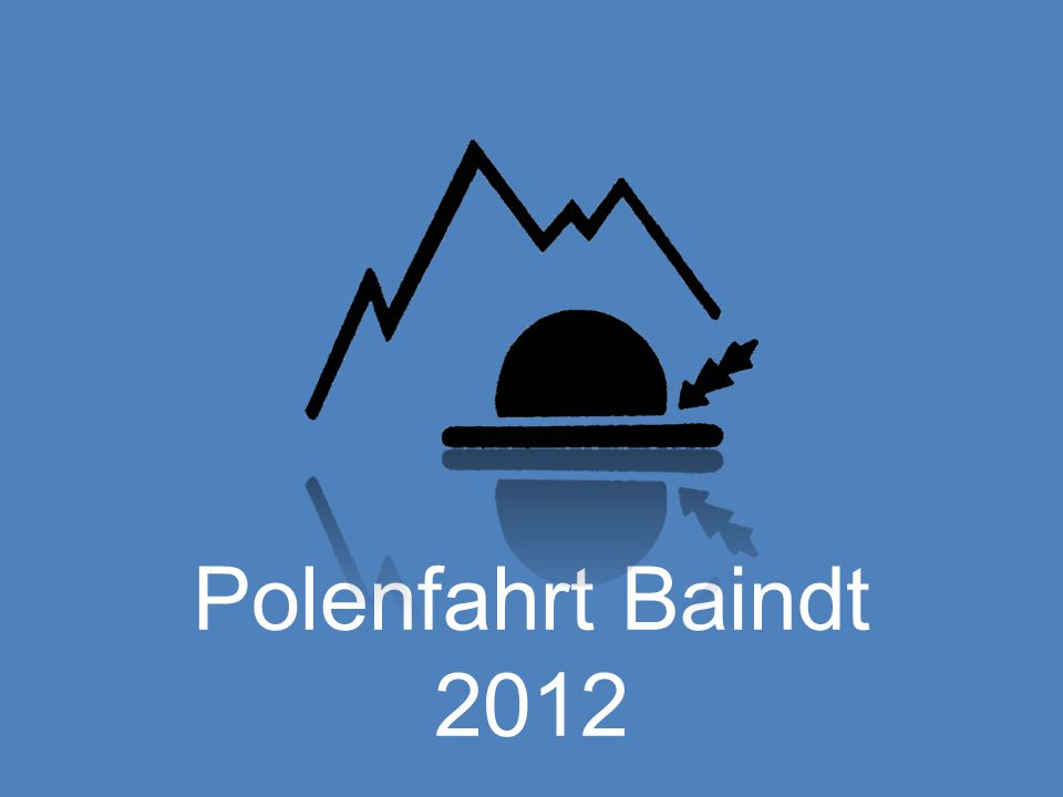 Polenfahrt Baindt 2012