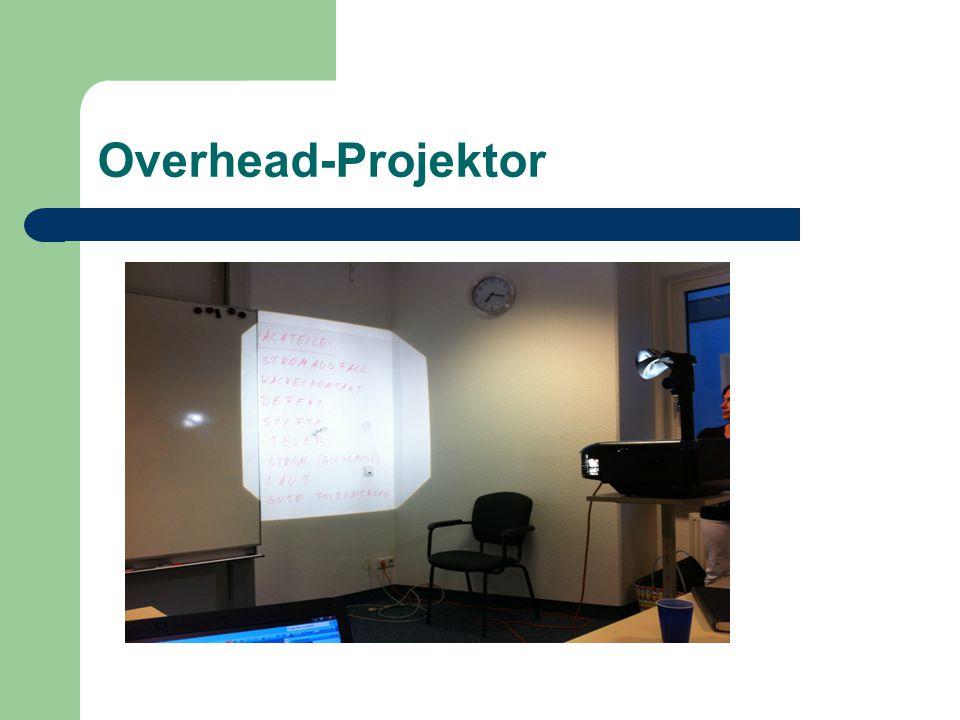 Overhead-Projektor