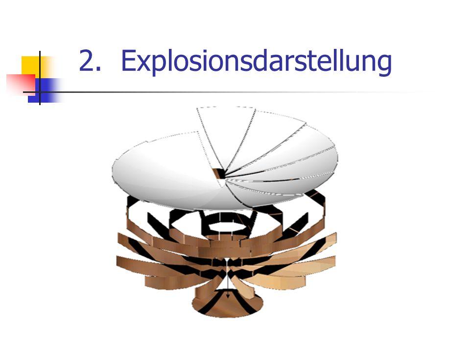 2. Explosionsdarstellung