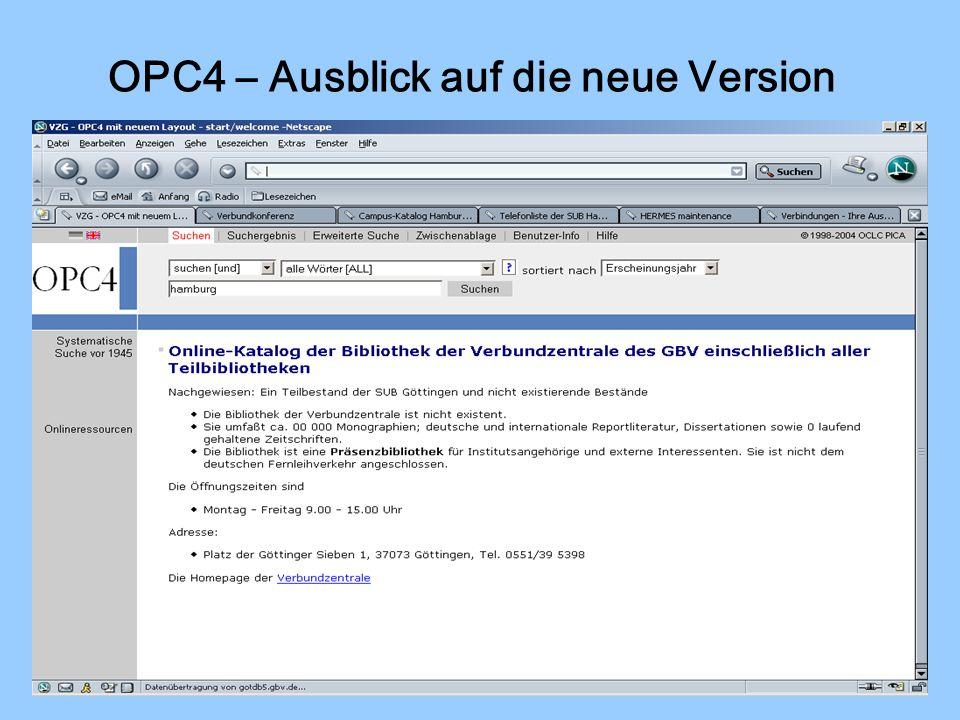 OPC4 – Ausblick auf die neue Version