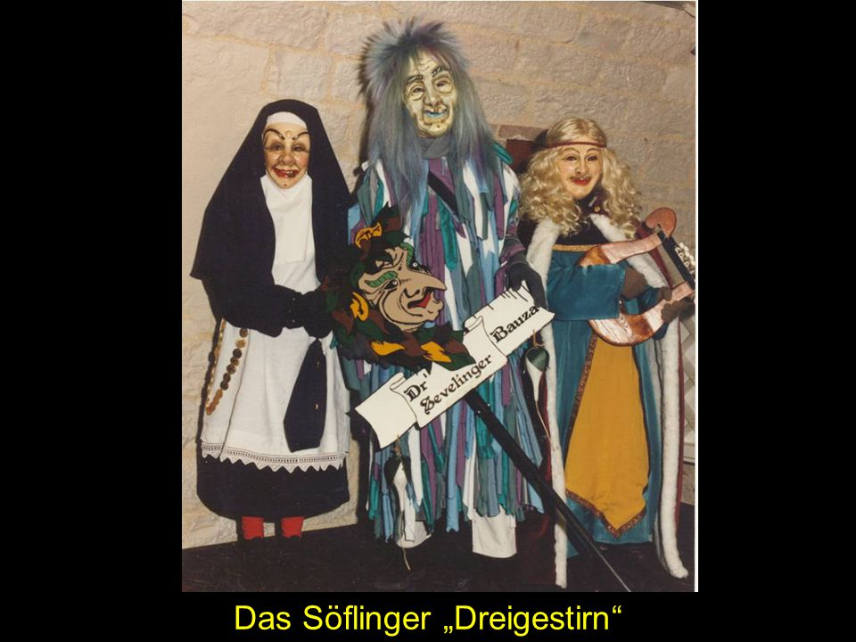 "Das Söflinger ""Dreigestirn"""