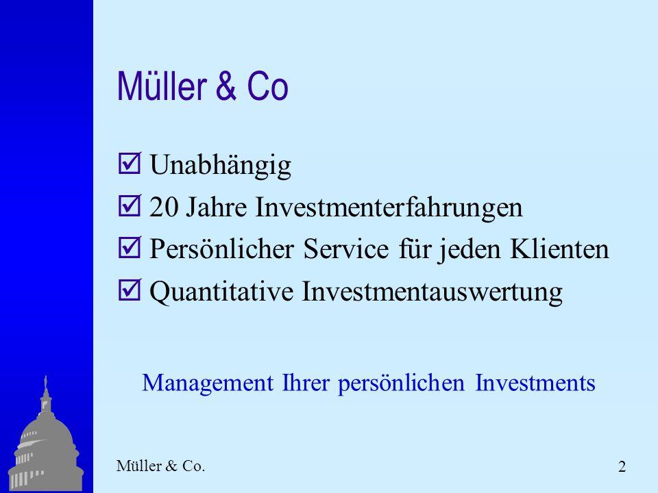 2 Müller & Co.