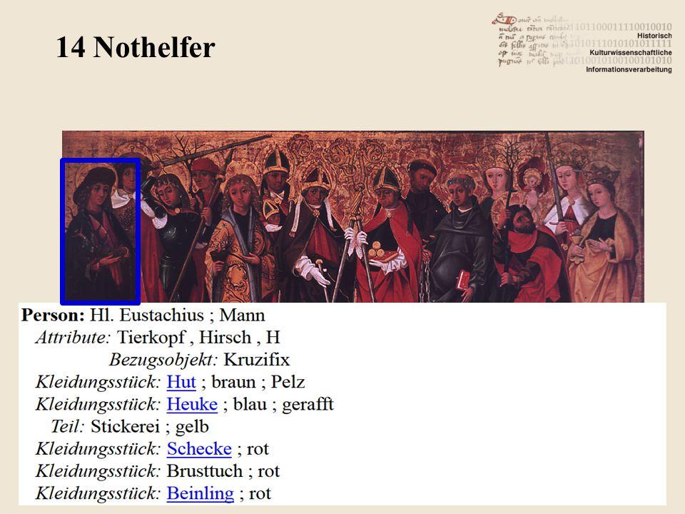 14 Nothelfer